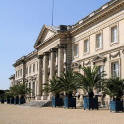 le musée du château de compiègne, dans l'oise.