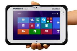 CES 2014 : Toughpad FZ-M1, tablette de l'extrême sous Windows8.1 Pro