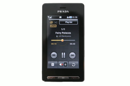 Baladeur MP3 minimaliste