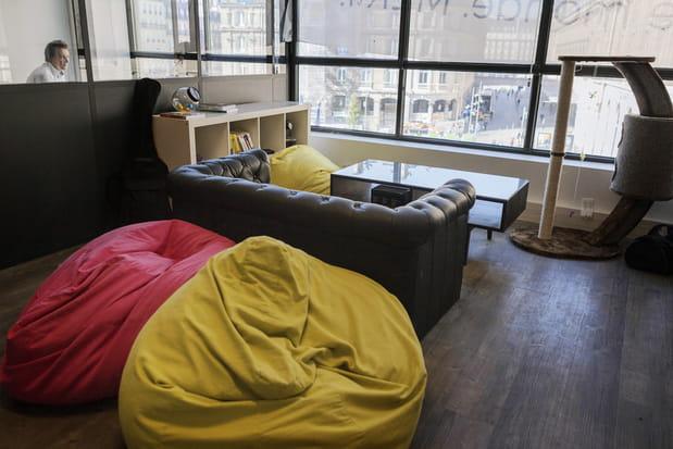 Un espace détente polyvalent